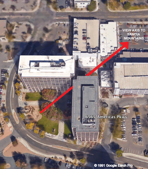 NMAF Park Square Google Earth