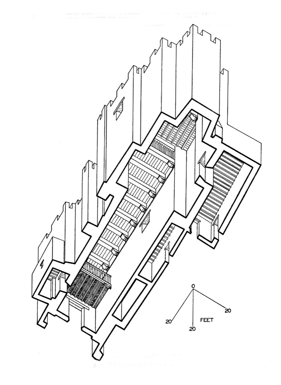 Abo #5 Isometric from below -1