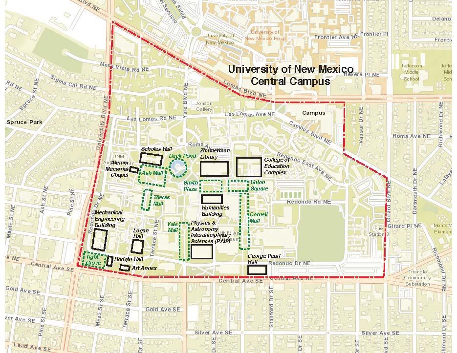 Image #1 UNM Central Campus copy
